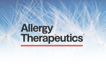 ALLERGY THERAPEUTICS ITALIA    sviluppato per Allergy Therapeutics