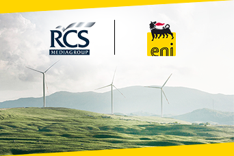 ENI - RCS     sviluppato per  RCS Media Group