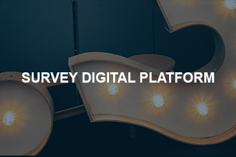 SURVEY DIGITAL PLATFORM       sviluppato per Deveyes Group