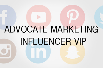 Advocate Marketing e Influencer Vip    sviluppato per ADVOCATE MARKETING INFLUENCER VIP