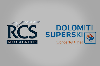 Dolomiti Supersky-RCS Media Group  sviluppato per  RCS Media Group
