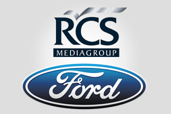 Ford / RCS    sviluppato per  RCS Media Group