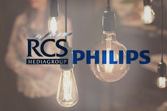 PHILIPS - RCS    sviluppato per  RCS Media Group